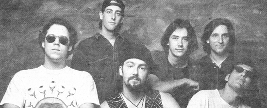 Native Band Photo 1994