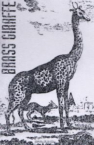 Brass Giraffe Logo
